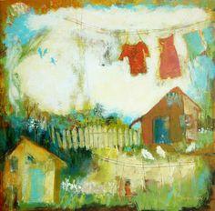 Jacqui Beck Feels Like Home (sold)