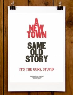 The Creative Action Network | A New Town by John Vincent | Get a vintage print, postcard pack, ebook or paperback with this original image f...