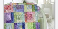 Splashes of Color Quilt Pattern