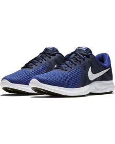 Scarpe Ginnastica Sneakers Running Nike Revolution 4 Uomo Blu Originale.  ideale per palestra 40cb5479fed