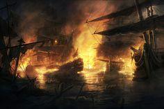 The Fire by RadoJavor on deviantART