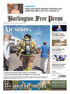 Today's Burlington Free Press @bfp_news www.burlingtonfreepress.com