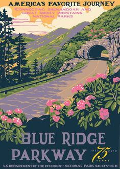 love the Blue Ridge Parkway