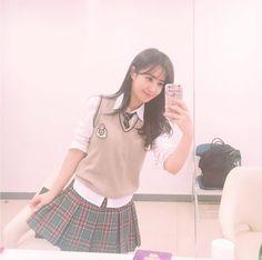 SNSD Yuri is so cute in her school uniform ~ Wonderful Generation