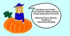 Mares Eat Oats - American Children's Songs - The USA - Mama Lisa's World: Children's Songs and Rhymes from Around the World
