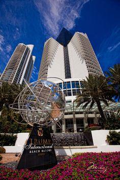 Trump International Beach Resort, Resort in Miami    Photo Credit: www.enriquemunozstudio.com