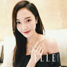 Jessica Jung * 제시카정 *   : Elle Taiwan 2017