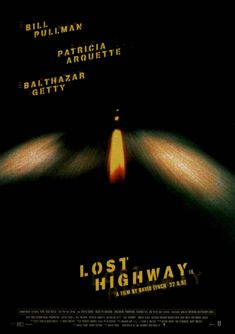 """Lost Highway"" Poster version 2."