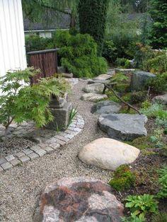 Knutssons garden, Sweden