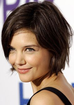 Asian Short Hair Styles 2011 on 2011 Katie Holmes Hairstyles Hairstyle Hairstyles Bob Haircuts For Women, Trendy Haircuts, Short Bob Hairstyles, Asian Short Hair, Short Hair Cuts, Short Hair Styles, Katie Holmes Haircut, Mad Men Hair, Cute Hairstyles For Summer