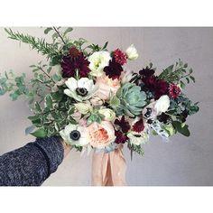 Steph Hall / Bellatula Floral @bellatulafloral My favorite bouqu...Instagram photo | Websta (Webstagram)