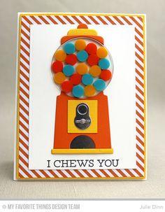 Kreative Jewels: Gumball Greetings Card Kit