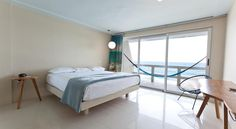 Hotel Rocamar Isla Mujeres Overlooking the Caribbean Sea, a few blocks from the popular North Beach, Rocamar offers a freshwater outdoor pool, comfortable accommodation and friendly service. Each room has sea views, a ceiling fan and fridge.