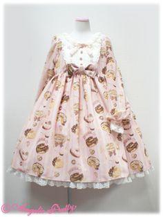 Angelic Pretty オンラインショップ Melty Cream Donut one piece