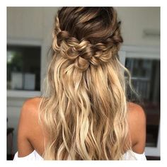 #Hair #Hairstyle #Hairspo #Hairspiration #Inspo #Inspiration #Pretty #Cute #Love #Girl #Style #Blog #Blogger #Glam #Beauty #Model #PicOfTheDay #POTD #Boho #Gypsy #Bohemian #Summer