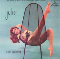 Julie is the sixth album from smooth jazz singer and former actress Julie London. This is a 1960 Mono reissue, album was originally released in Cover Art, Lp Cover, Vinyl Cover, Lp Vinyl, Vinyl Records, Vinyl Art, Julie London, Easy Listening, Lps