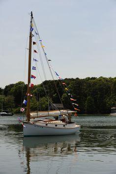 22' Cruising Catboat