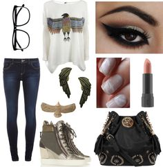 """Untitled #320"" by coolale on Polyvore"