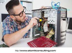 #soportetecnico SOPORTE TÉCNICO. El mantenimiento preventivo, es la revisión periódica del hardware y software de tus equipos. Estos influyen en la integridad de los datos almacenados y en un intercambio de información correcta. Somos apasionados de la tecnología. Contacto: : 55 5434 4493 Y al 55 10069734. #redessocialesparatunegocio. #brandingdigital atomitconsulting.com. #brandingdigital