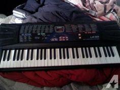 Casio Lk-30 Keyboard