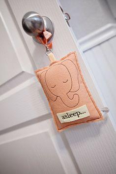 asleep-awake----sweet and simple gift to make Nursery Twins, Nursery Room, Nursery Ideas, Spearmint Baby, Baby Planning, Baby Boom, Cute Elephant, Baby Makes, Simple Gifts