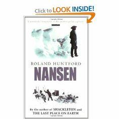 Nansen by Roland Huntford. $21.81. Publisher: Little, Brown Book Group (December 1, 2001). Publication: December 1, 2001