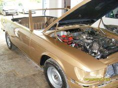 Mercedes W107 500SL (1982) Restoration