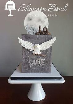 Harry Potter Snow Globe, Harry Potter Cake, Cupcake, Let Them Eat Cake, How To Make Cake, Amazing Cakes, Snow Globes, Cake Decorating, Baking