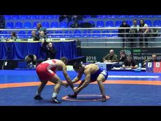 Odikadze (GEO) - Ulziisaikhan (MGL) FS 97 kg World Wrestling Clubs Cup 2016