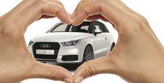 Unseren Kleinsten geben wir nur in die besten Hände - der Audi A1