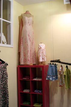 Kleider für Mutter und Kind La Rose Noire Couture Martin Teufl Tengstraße 36