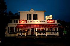 Wilson's Ice Cream Door County
