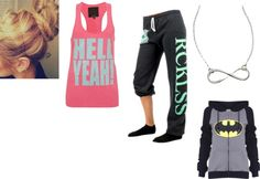 """""""A.J's"""" by biebsyolo on Polyvore"""
