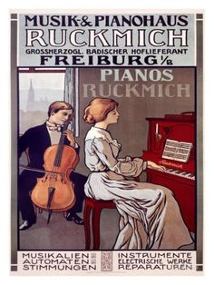 Ruckmich Musik Giclee Print at AllPosters.com