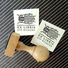Bräunling: Personal Stamp (EX LIBRIS)