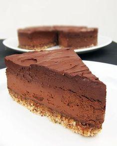 Cuisine végane pour Carnivores : Roberto Martin gateau chocolat vegan