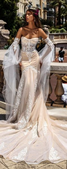 Katherine Joyce Ma Cherie Wedding Dress Leticia / http://www.deerpearlflowers.com/katherine-joyce-wedding-dresses-2018/