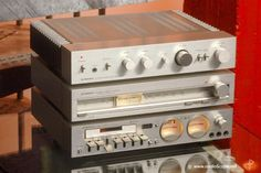 Pioneer Integrated Amp, Tuner and Cassette Deck