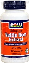 Stinging Nettle Root extract is historically known for supporting the body's normal pain and inflammatory responses. It helps regulate the synthesis of prostaglandins, substances that influence pain signals and inflammation. Today, it is believed to also regulate hormones affecting healthy prostate functions. Stinging nettle promotes prostate health as well as healthy urinary functions in men. - See more at: http://www.tasmanhealth.co.nz/now-foods-nettle-root-extract/