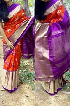 Ikat Sarees Exclusive silk collections | Buy Online Ikkat Sarees | Elegant Fashion Wear