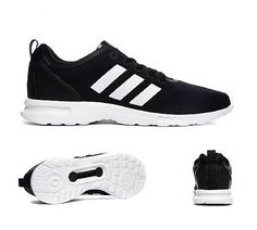 eea3dad80 Affordable Prices Adidas ZX Flux Womens Black Sale Trainer07. Lucy Goold ·  Trainers