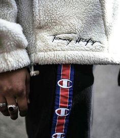 Champion x Vetements Trackpants - Now Available #champion #vetements