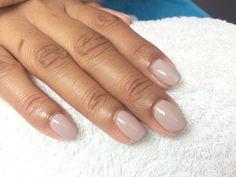 """CND Shellac """"Fieldfox"""" #cnd#cndshellac#manicure#nude#naturalnails#ritzysnailboutique#slough#berkshire#nailsalon"""