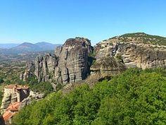 Monasterio, Meteora, Grecia, Olympus