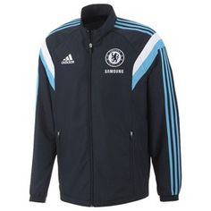 Chelsea Kids (Boys Youth) Presentation Jacket 2014 – 2015 (Navy)