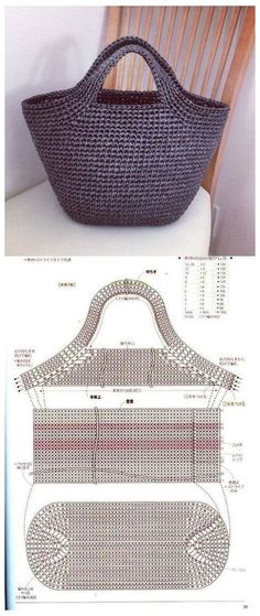 How To Do Crochet, Crochet Baby, Knit Crochet, Crochet Braids, Crochet Ripple, Crochet Afghans, Free Crochet, Crochet Handbags, Crochet Purses