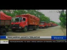AHOK Putuskan Kontrak dg Godang Tua Jaya, Truk Sampah Mangkrak