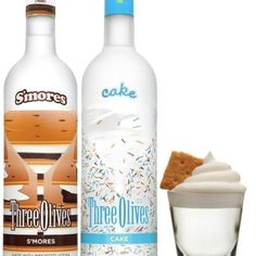 Smores drink - add whipped cream and a graham cracker, yummy!