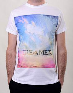 Dreamer or Visionary T-Shirt The Dreamers, Tank Man, Boutique, Mens Tops, Fun, T Shirt, Fashion, Supreme T Shirt, Moda