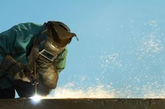 How To Get A Welding Job